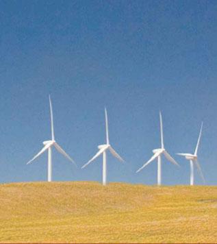 eolica Noviembre comienza impulsando la energía eólica