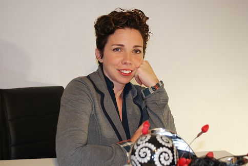 Asun Egurza, alumna del Máster de Marketing y Comunicación