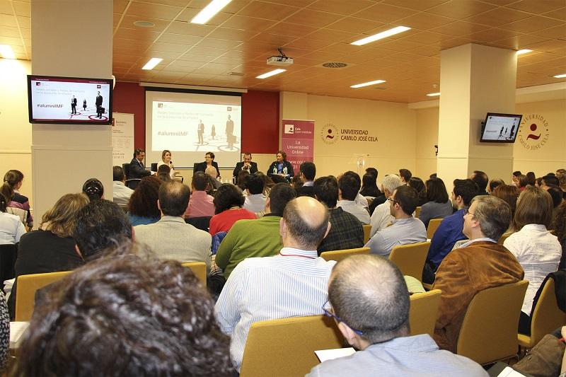 evento-alumni-imf-5 Encuentros #AlummiIMF: Acercando la empresa a nuestros alumnos