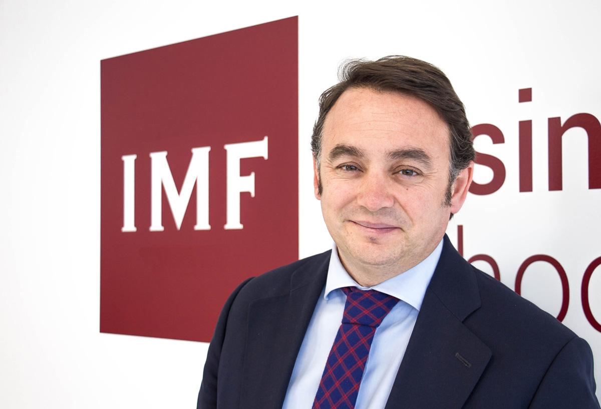 IMG_3022 Carlos Martínez, CEO de IMF: