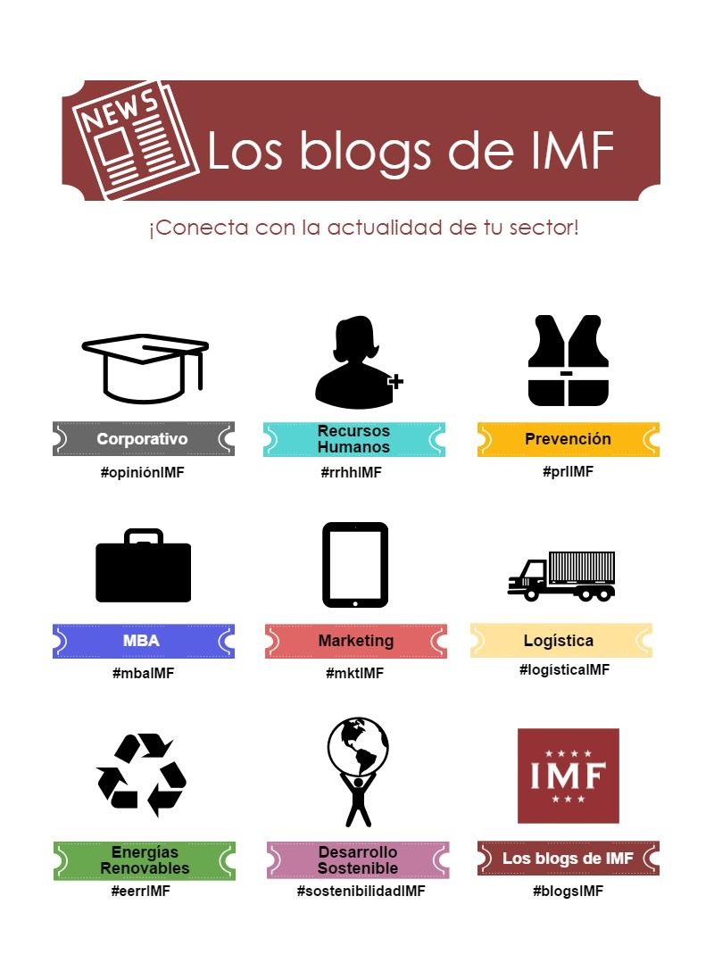 blogs-imf Sigue la actualidad de cada sector con los Blogs de IMF