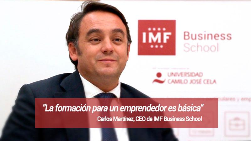 emprendimiento-carlos-martinez-imf Carlos Martínez, CEO de IMF: