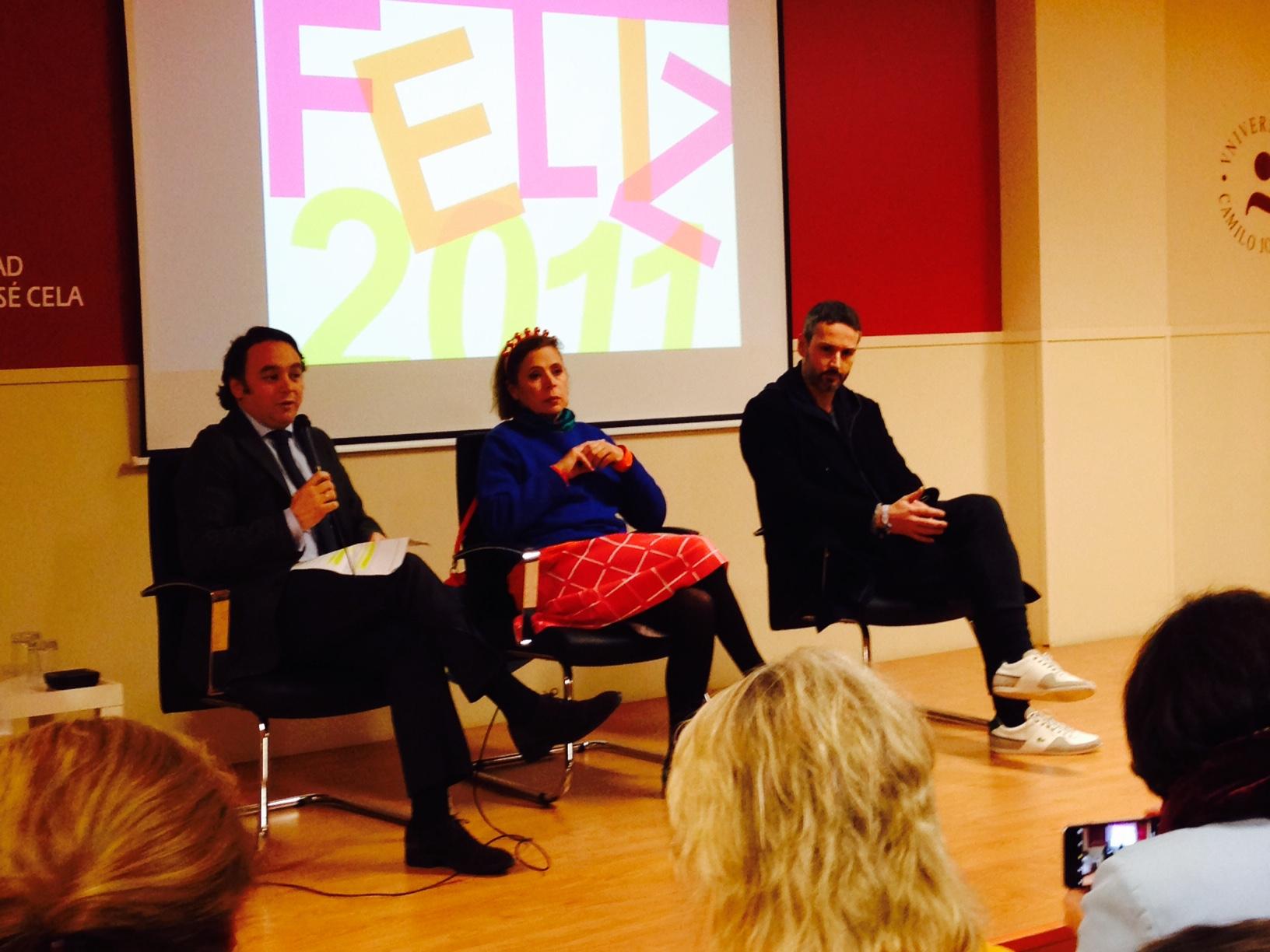 agatha-ruiz-de-la-prada-1 Así fue la visita de Ágatha Ruiz de la Prada a IMF Business School
