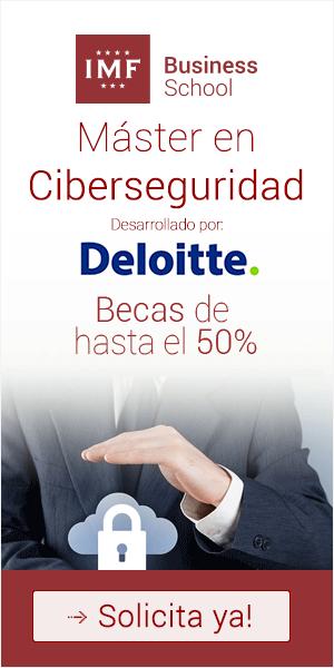Master Ciberseguridad IMF Deloitte