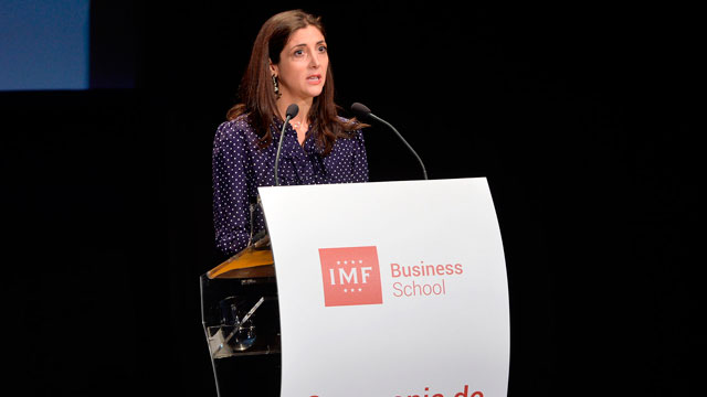IMF Business School congrega a 500 invitados en la celebración de la Graduación y Premios IMF