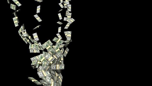 velocidad-dinero ¿A qué velocidad viaja el dinero?
