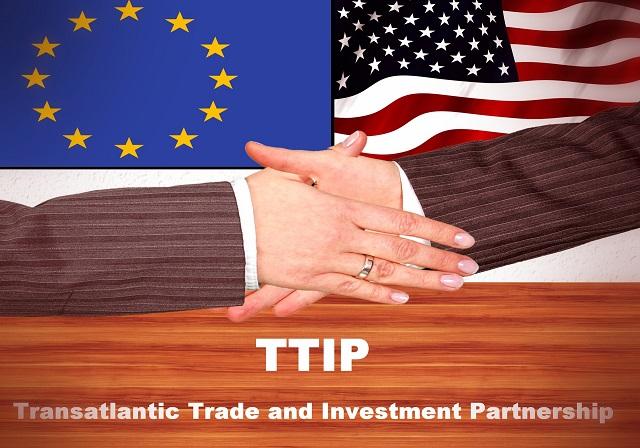 TTIP-ue-eeuu ¿Cómo va la negociación del TTIP entre la UE y EEUU?