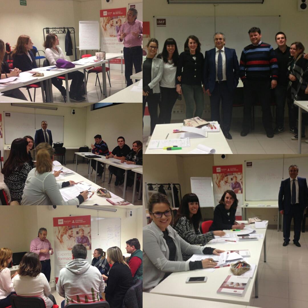 master-bilbao-rrhh Los alumnos de IMF-Bilbao puntúan con 9,5 el Master Semipresencial de RRHH
