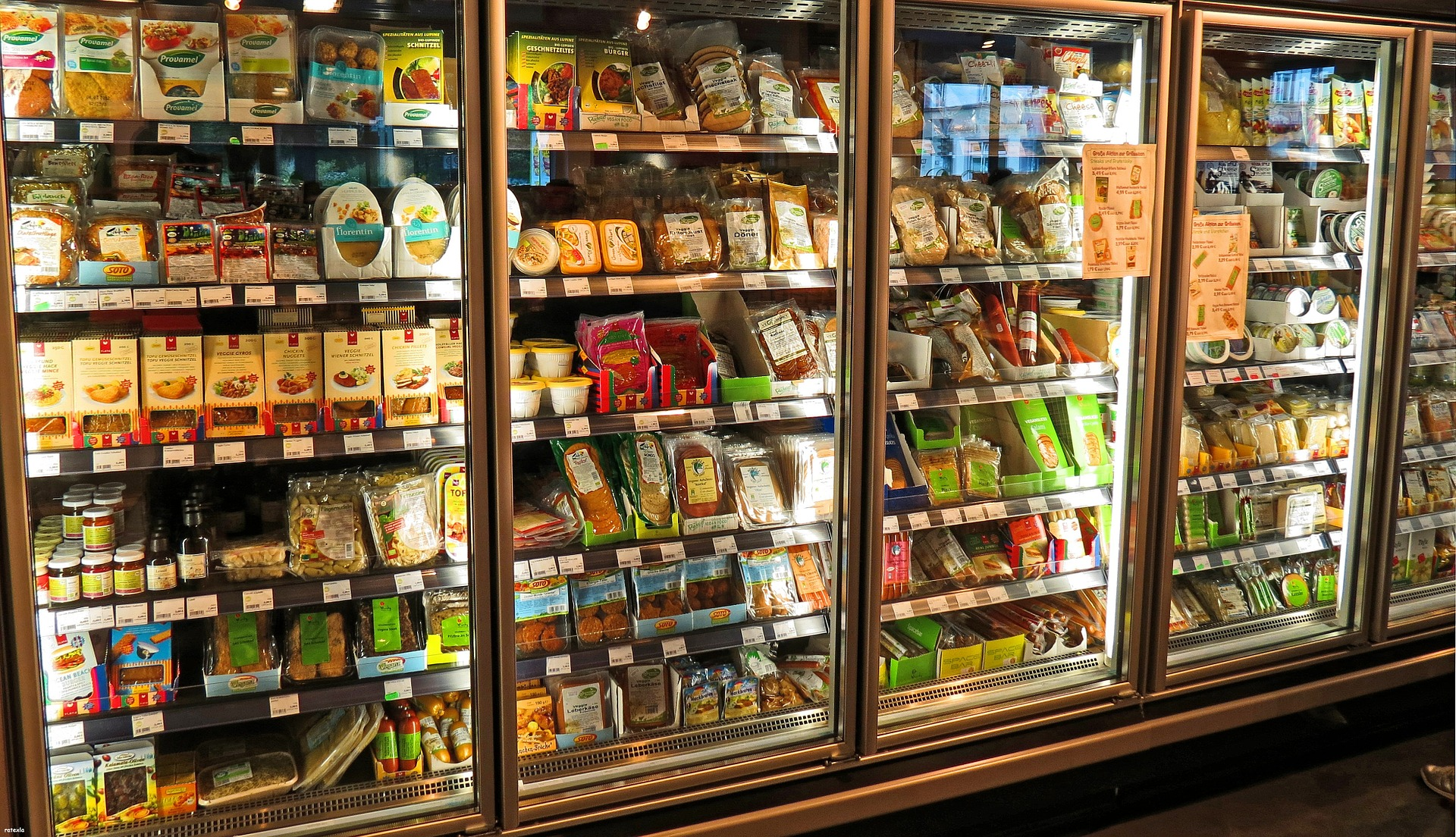 orden-alimentos-nevera Recomendaciones para mantener en orden los alimentos en la nevera
