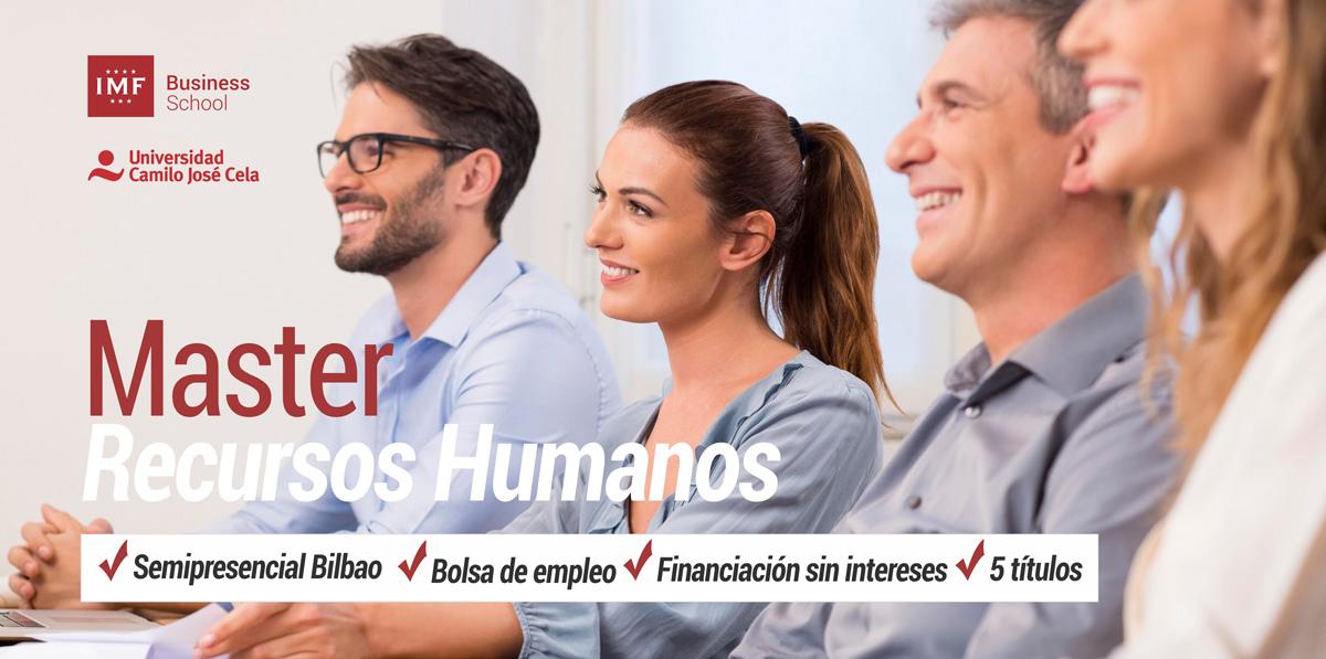 rrhh-bilbao Nuevo Master en Dirección y Gestión de Recursos Humanos en Bilbao