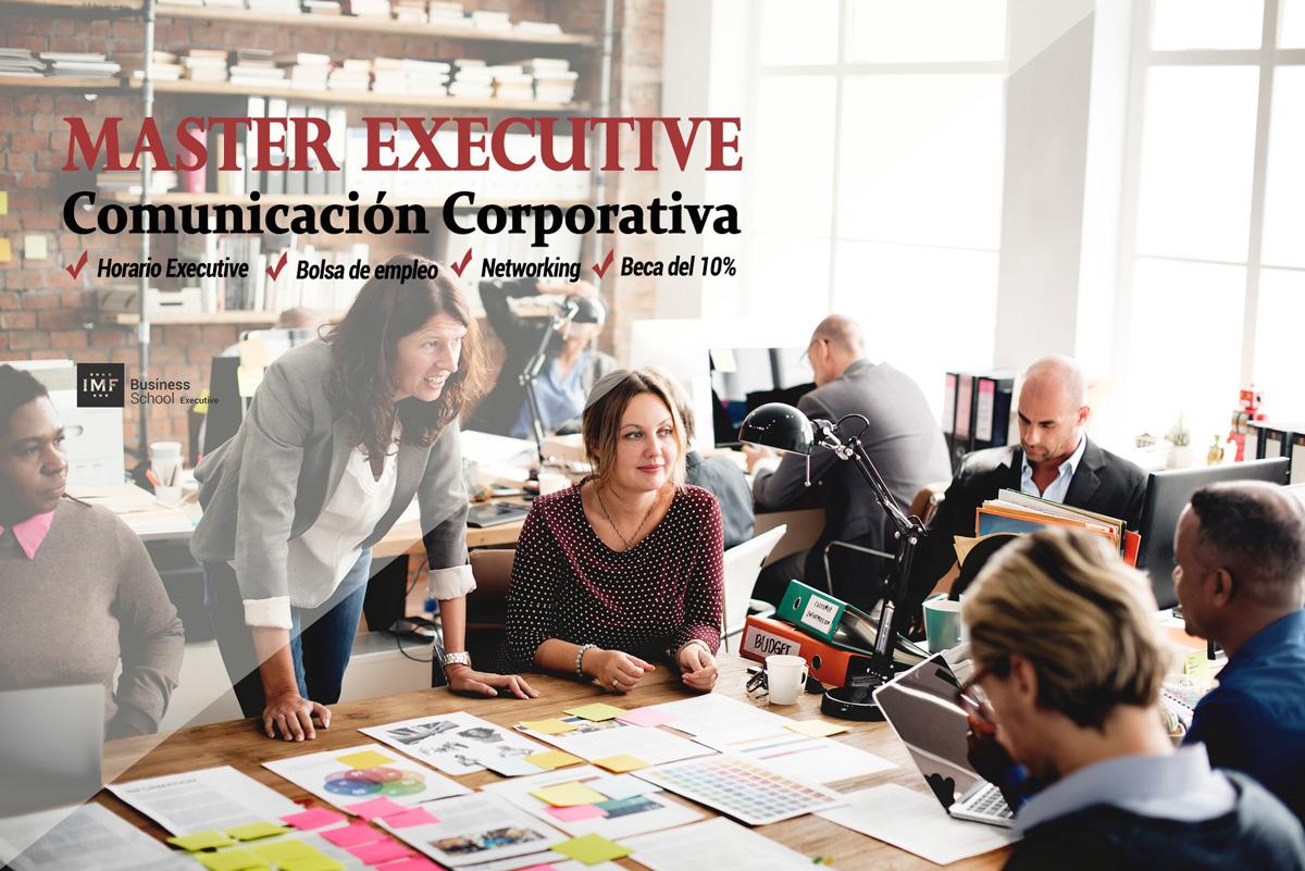 Máster Executive en Comunicación Corporativa