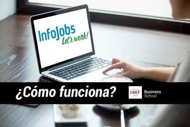como funciona infojobs