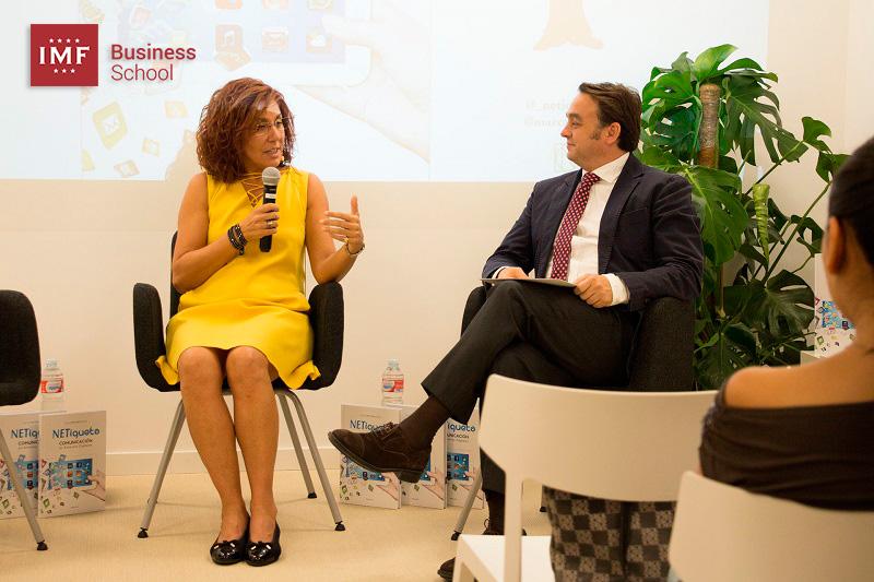mar-castro-belen-arcones-carlos-martinez-1 Mar Castro ofrece en IMF las claves de cómo comunicar en Internet