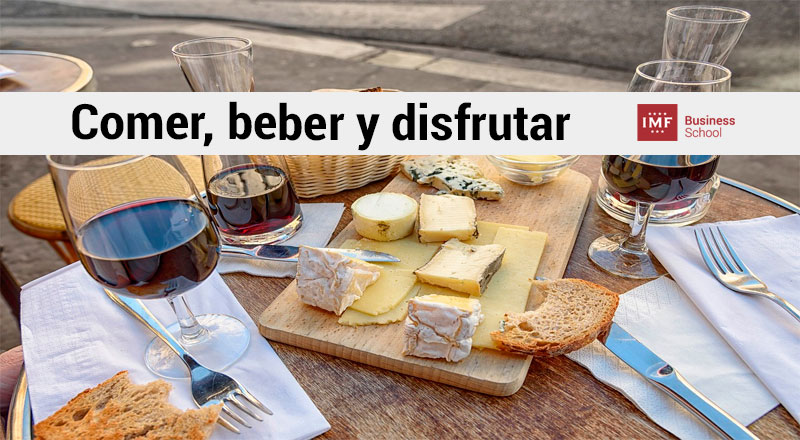 comer-beber-disfrutar Especial MBA Enología: comer, beber y disfrutar