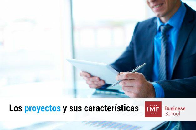 proyectos-caracteristicas Los proyectos y sus características principales