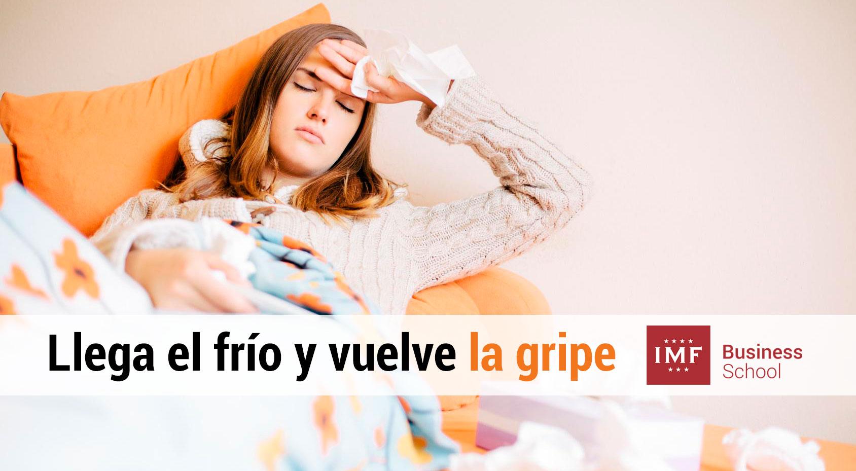 vuelve-la-gripe La gripe, sus síntomas y cómo evitar su contagio