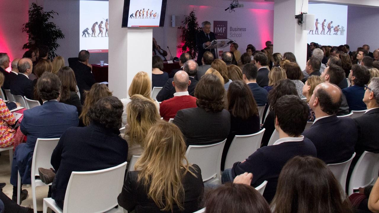 11 IMF Business School celebra la inauguración de su Campus IMF Madrid