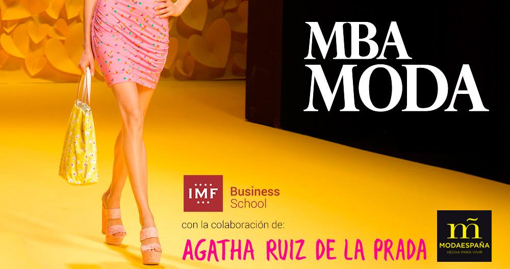 MBA especialidad Moda de IMF dirigido por Ton Pernas