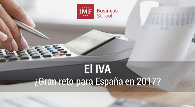 iva-reto-espana El IVA: ¿será el gran reto para España en 2017?