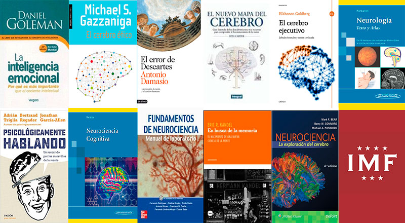 11-libros-imprescindibles-neurociencia 11 libros imprescindibles sobre neurociencia