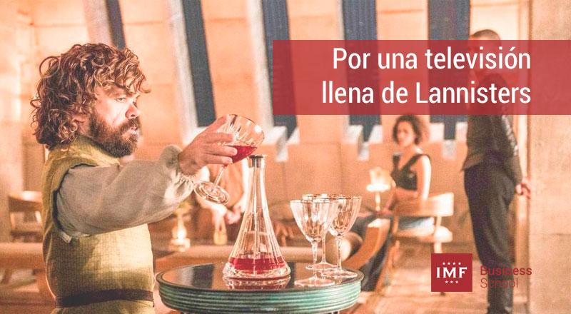 disfrutar del consumo de vino como en juego de tronos