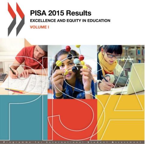 informe-pisa-2015 ¿Qué es en realidad el informe PISA?