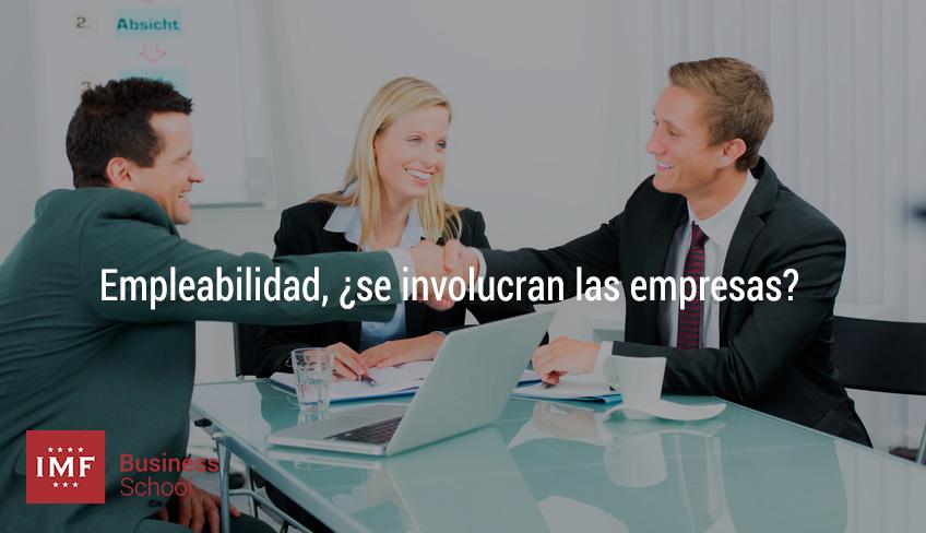 Empleabilidad y el papel de las empresas