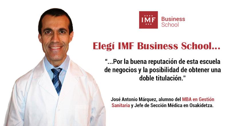 MBA - Especialidad en Gestión Sanitaria