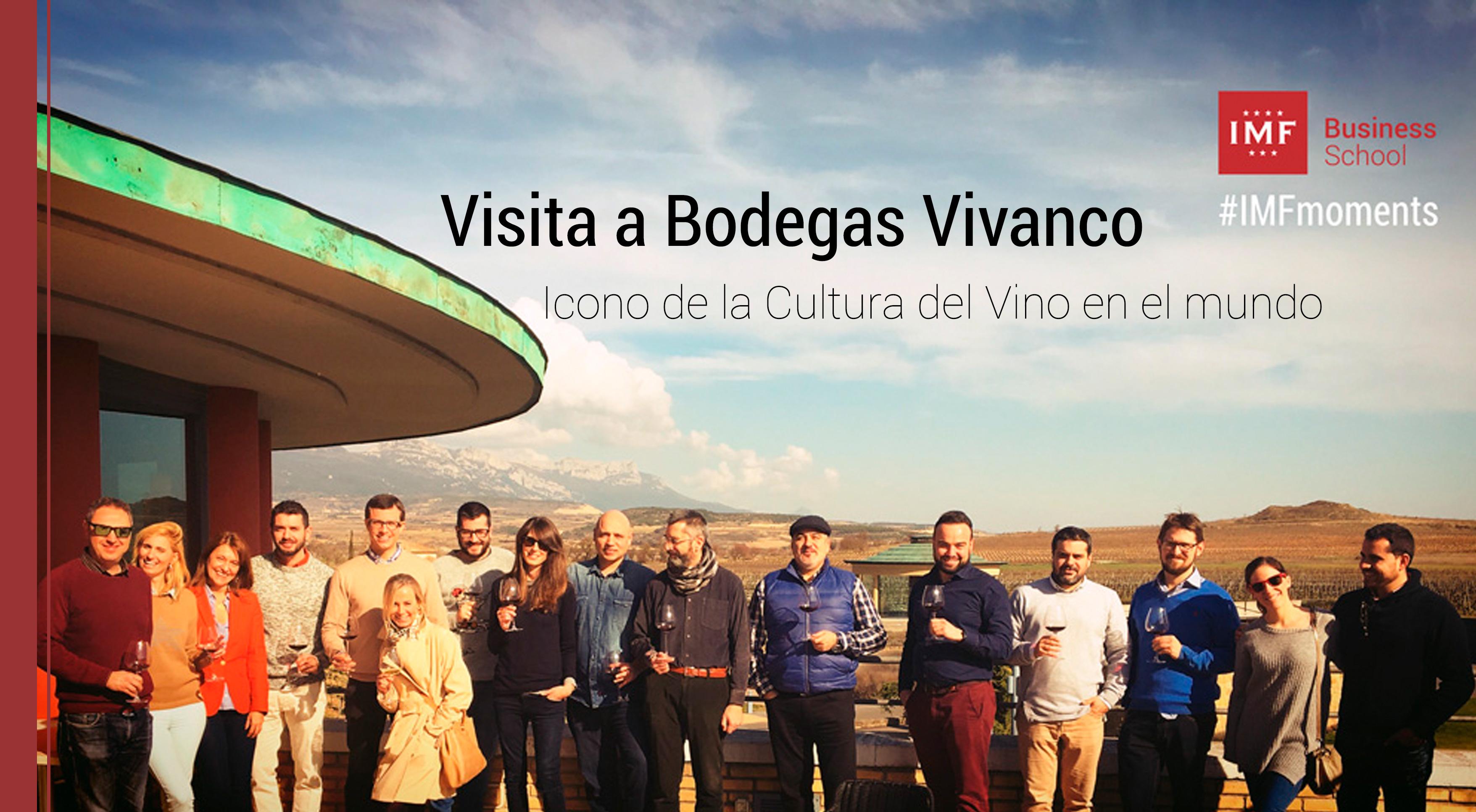 visita-bodegas-vivanco-cultura-vino Nuestros alumnos de MBA Enología visitan Bodegas Vivanco