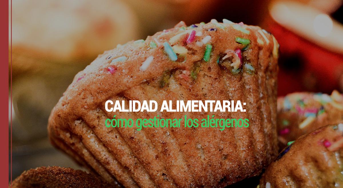 alimentos-alergenos Calidad alimentaria: cómo gestionar los alérgenos