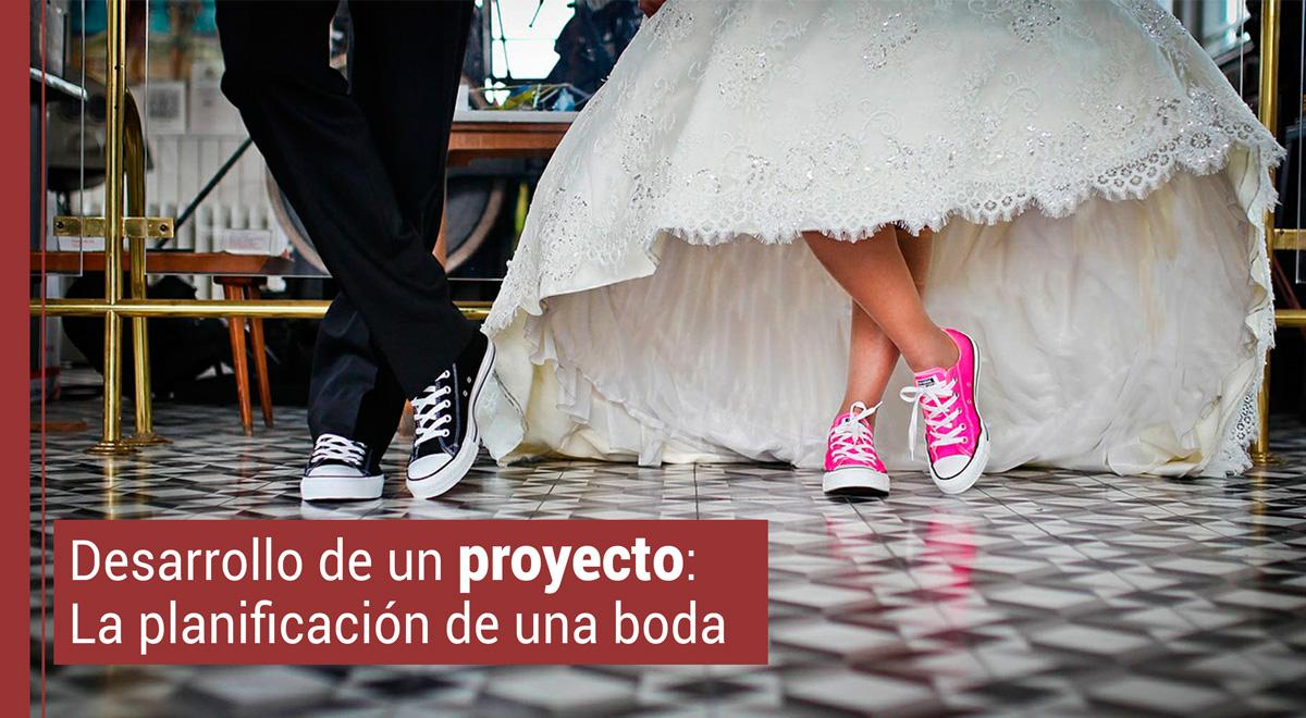 desarrollo-proyecto-boda Restricciones en el desarrollo de un proyecto: La planificación de una boda