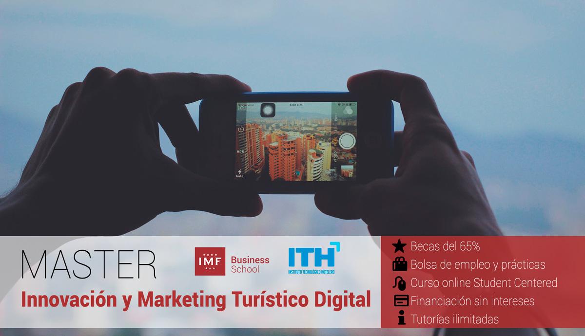 Master Innovación y Turismo Digital