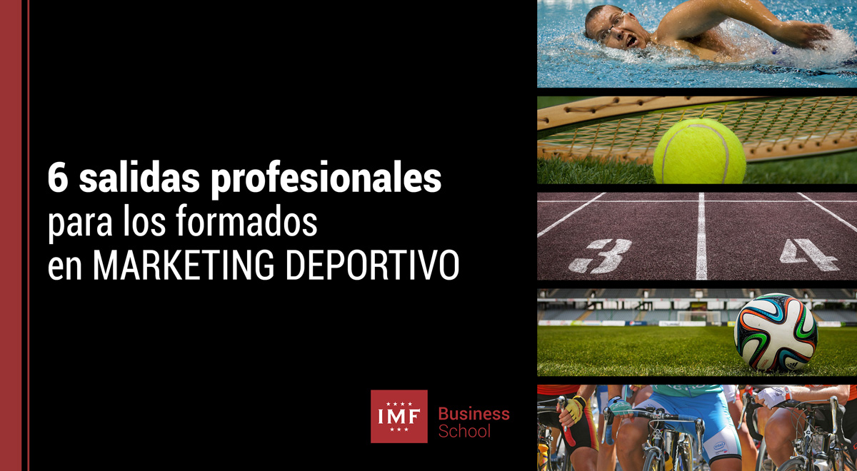 salidas-marketing-marketing 6 oportunidades laborales para los formados en marketing deportivo
