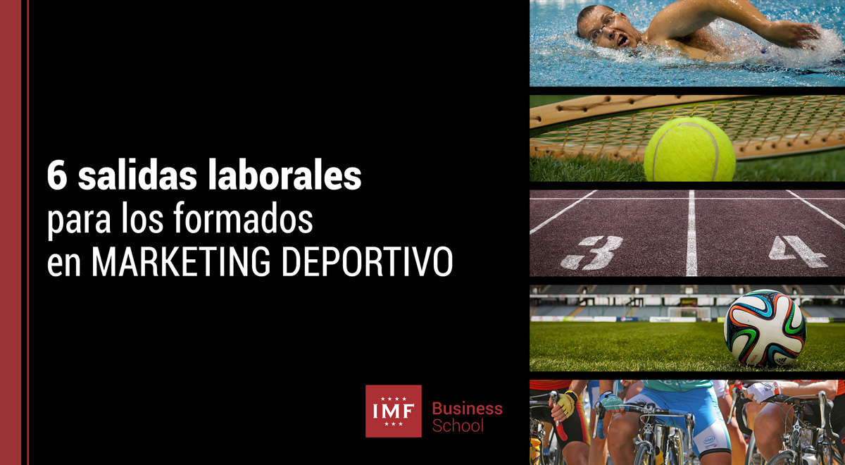 trabajo-marketing-deportivo 6 oportunidades laborales para los formados en marketing deportivo