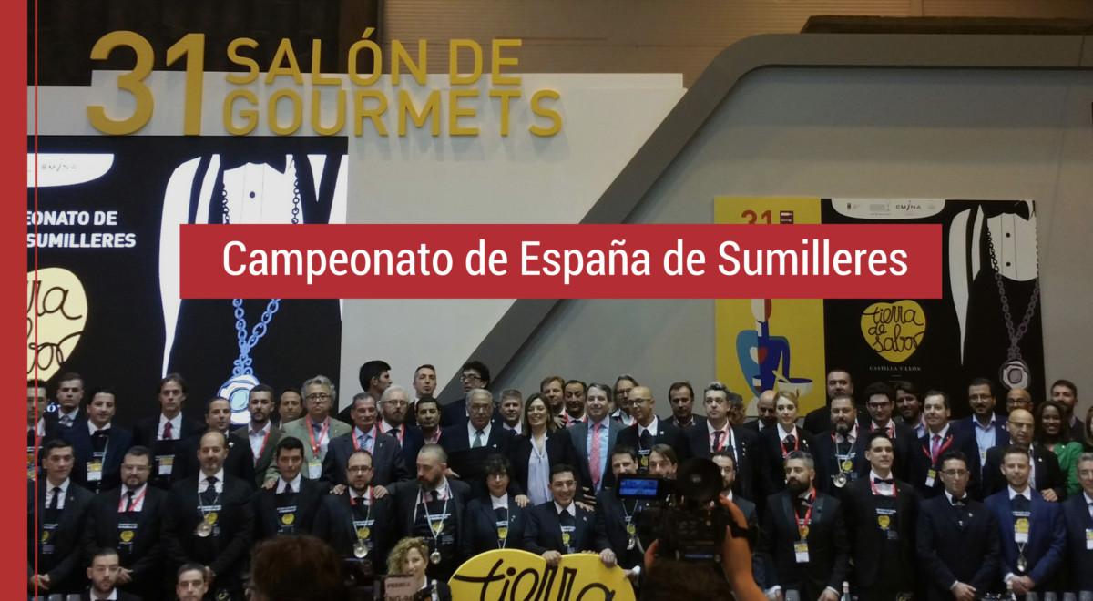 campeonato-espana-sumilleres En qué consistió el 23er Campeonato de España de Sumilleres