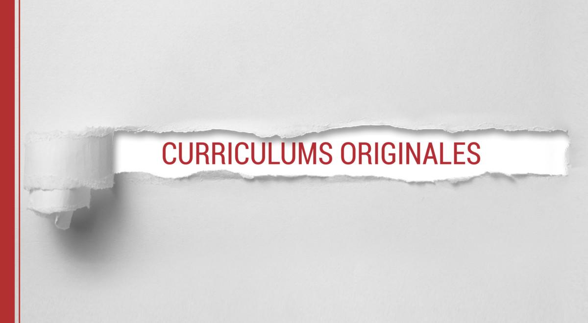 curriculums-originales-cuando-usarlos Curriculums Originales: cuándo y cómo usarlos