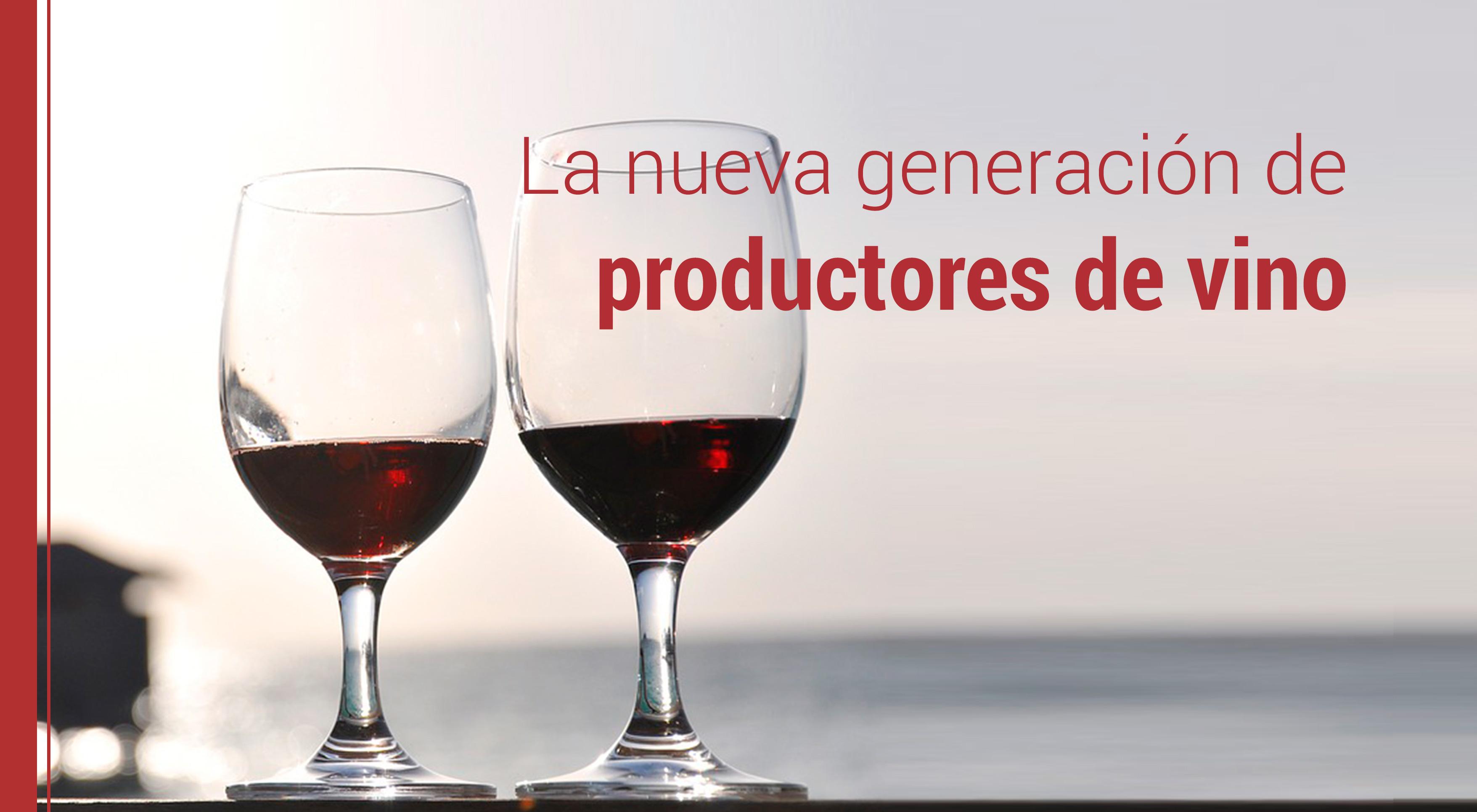 nueva-generacion-productores-de-vino Los Viñadores: la nueva generación de productores de vino