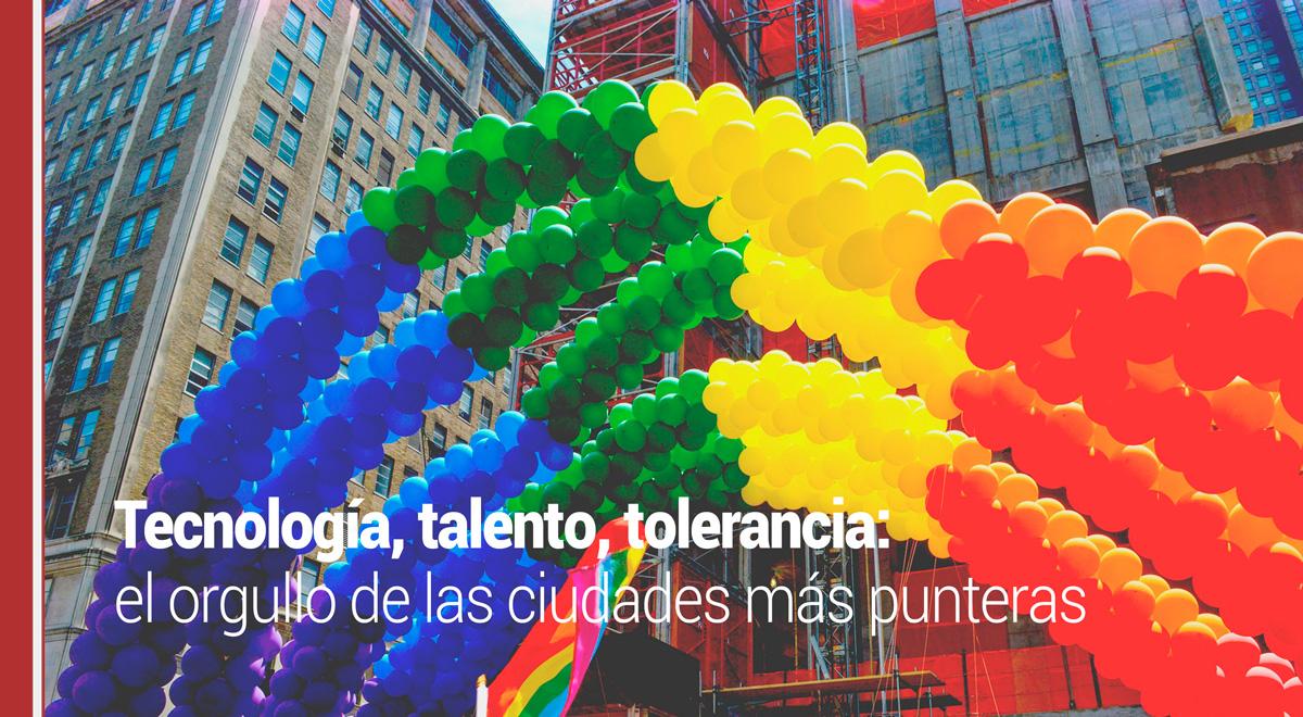 tecnologia-tolerancia-orgullo Tecnología, talento y tolerancia: el orgullo de las ciudades más punteras