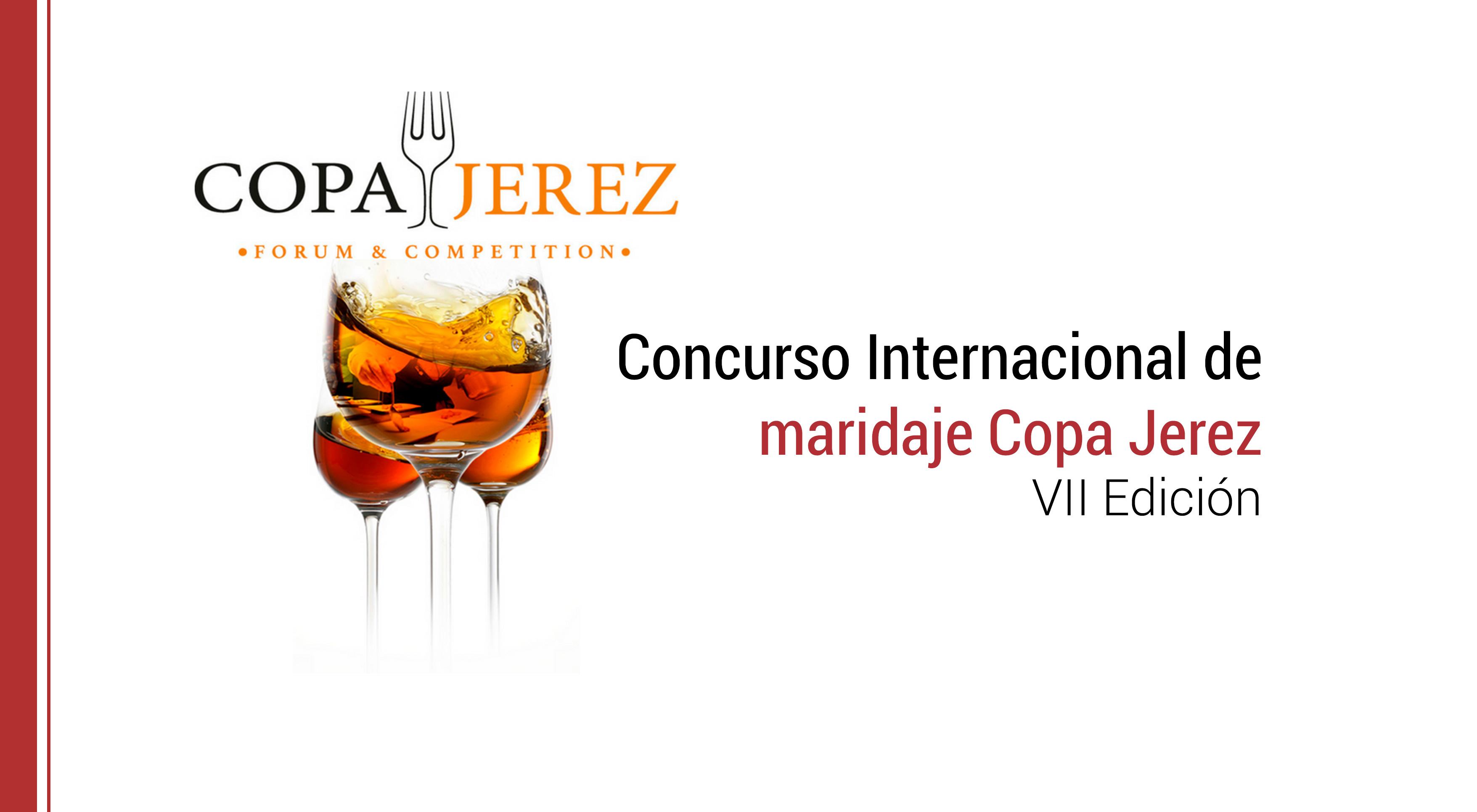 concurso-internacional-maridaje-copa-jerez El concurso al maridaje perfecto con los vinos de Jerez