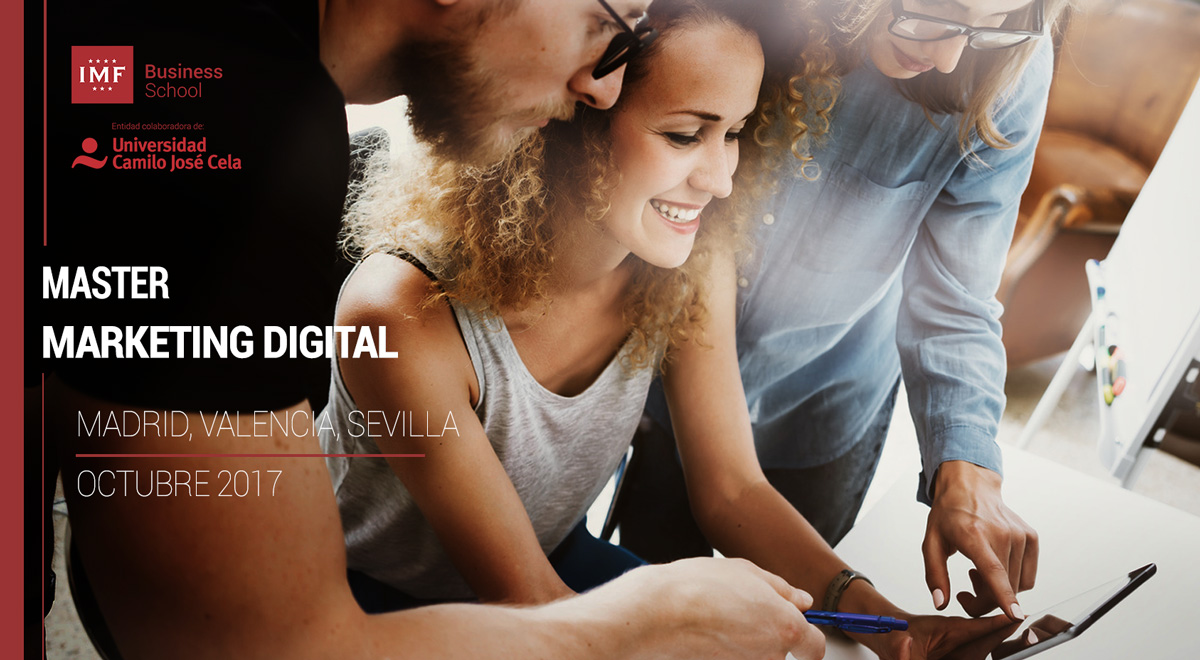 Master en Marketing Digital y Redes Sociales