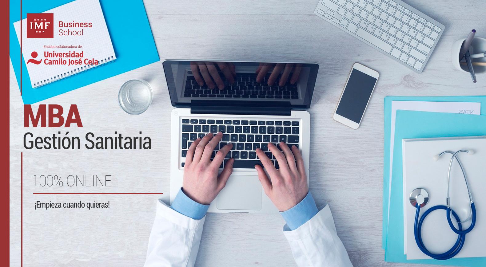 MBA Online en Gestion Sanitaria