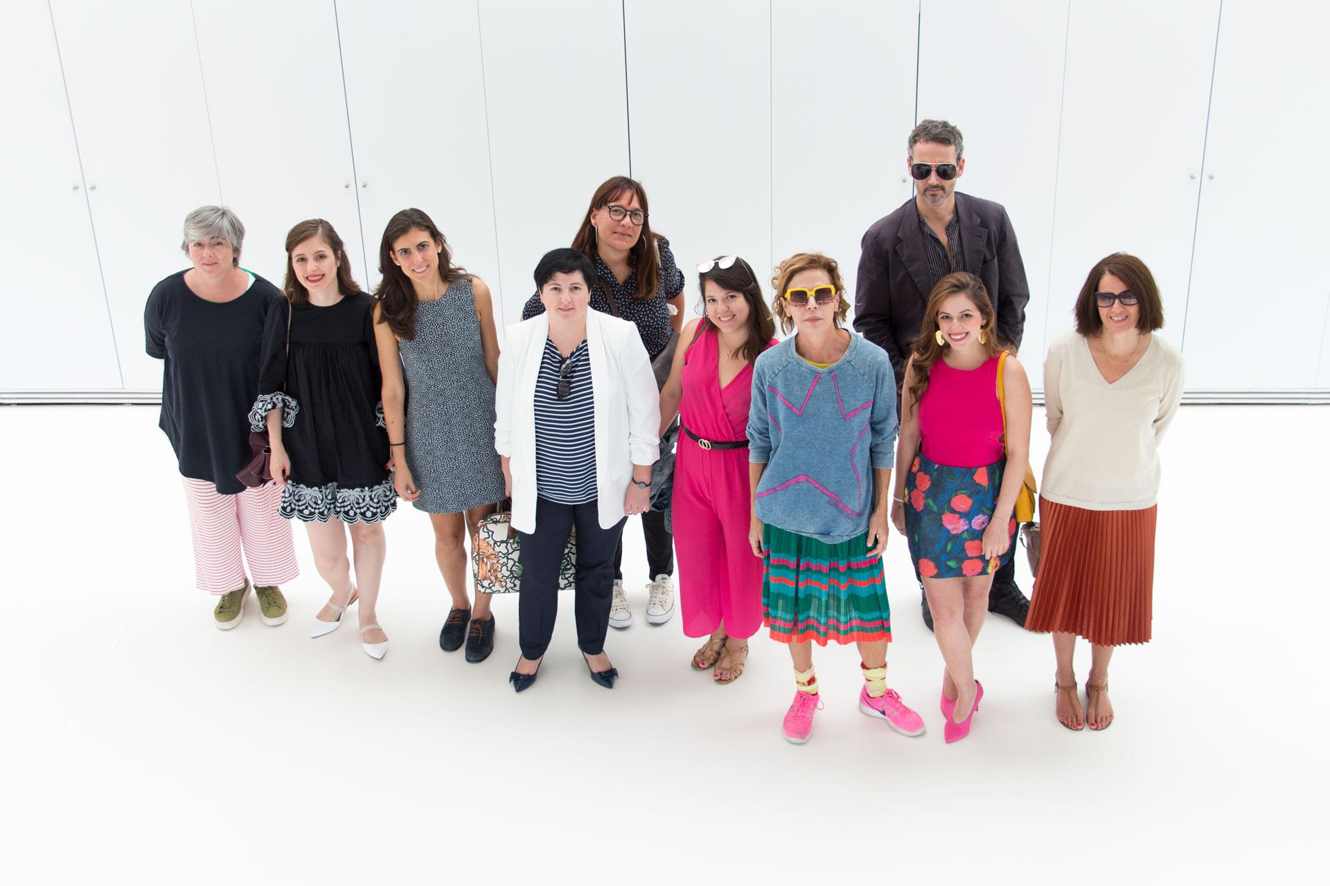 visita-agatha-ruiz-prada-1 Experiencias en IMF Business School: Una mañana con Agatha Ruiz de la Prada