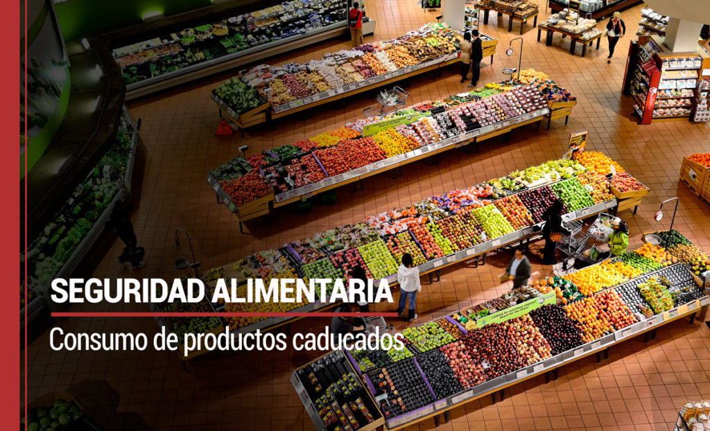 Alimentos caducados: ¿se pueden consumir?