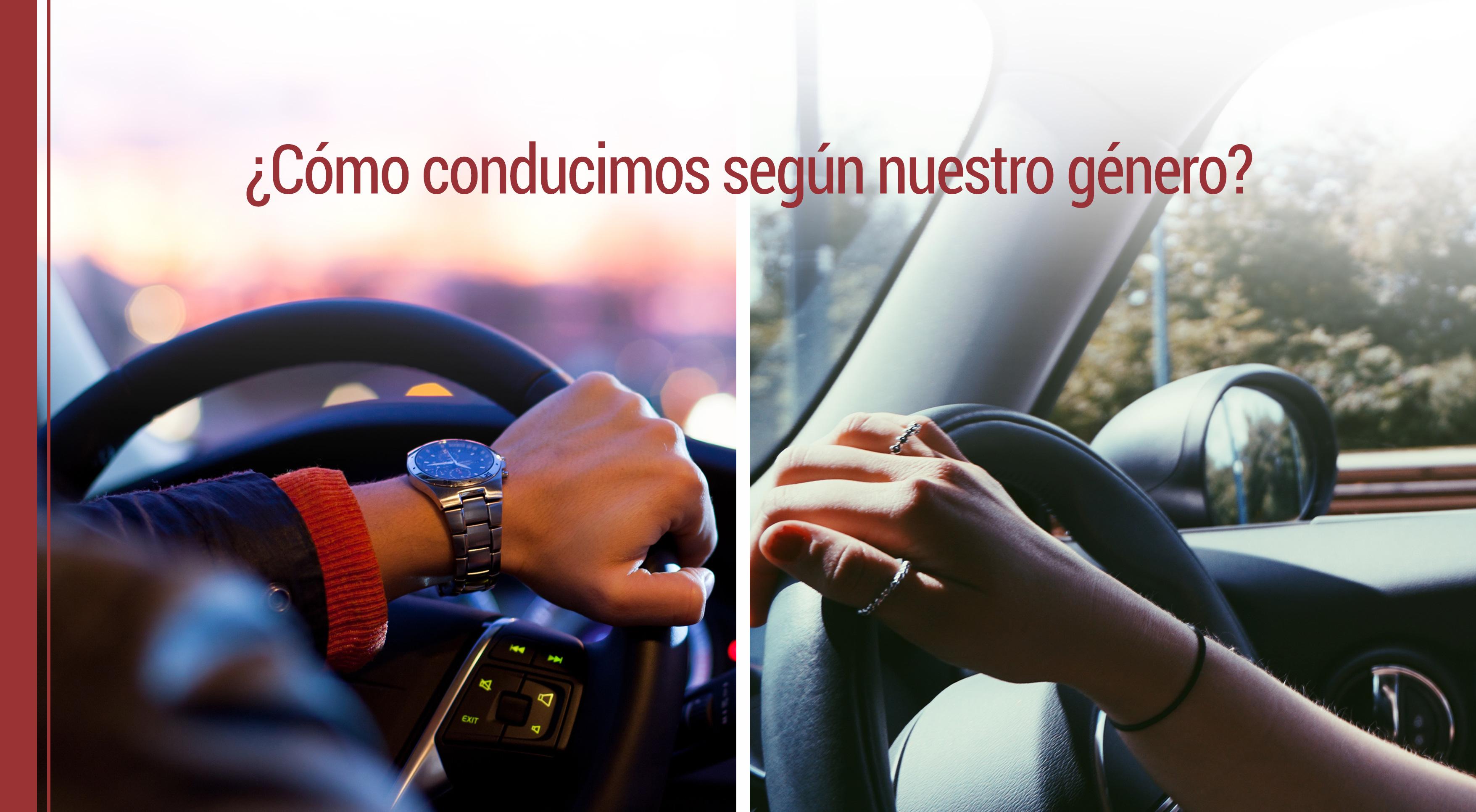 como conducir segun nuestro genero