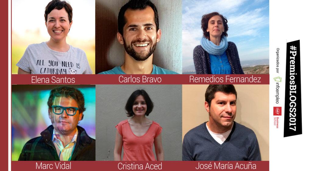 #PremiosBlogs2017: Conoce a los nominados de la categoría de sector digital