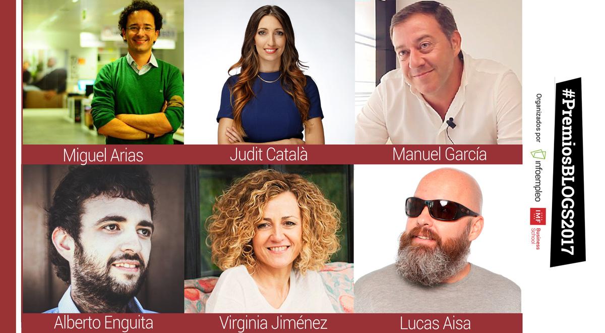 #PremiosBlogs2017: Conoce a los nominados de la categoría de emprendimiento