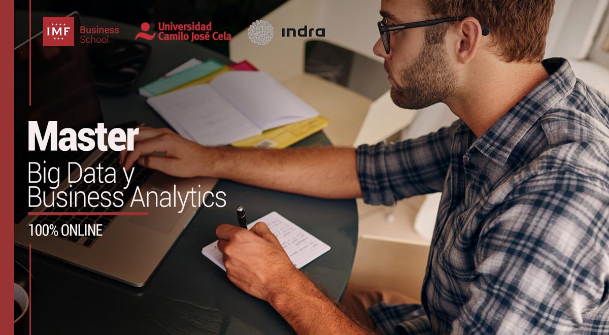 razones para estudiar un Master en Big Data y Business Analytics