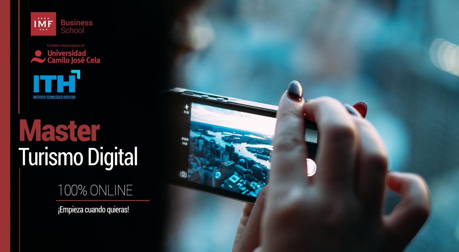 Master en Innovacion y Marketing Turistico Digital