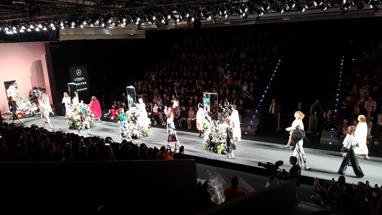 Los desfiles más sonados de la semana de la moda en Madrid