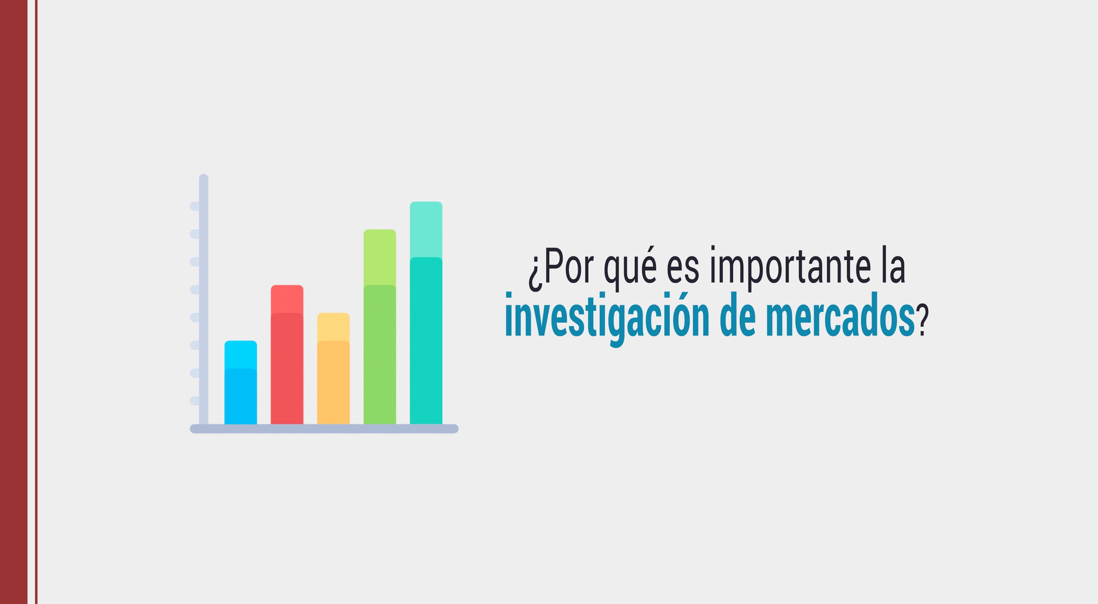 importante-investigacion-de-mercados ¿Por qué es importante la investigación de mercados?